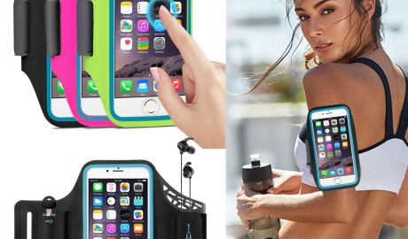 What is the best phone holder for running