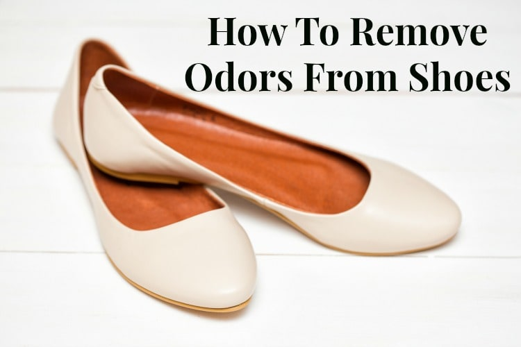 Best way to remove Shoe Odour