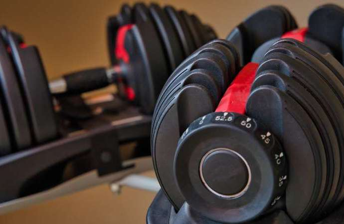 Best adjustable dumbbell