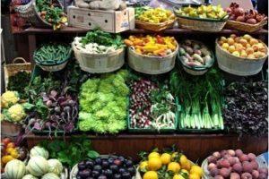 Welke groenten en fruit in welke maand?