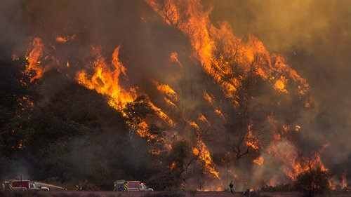 RACIAL & ETHNIC MINORITIES ARE MORE VULNERABLE TO WILDFIRES