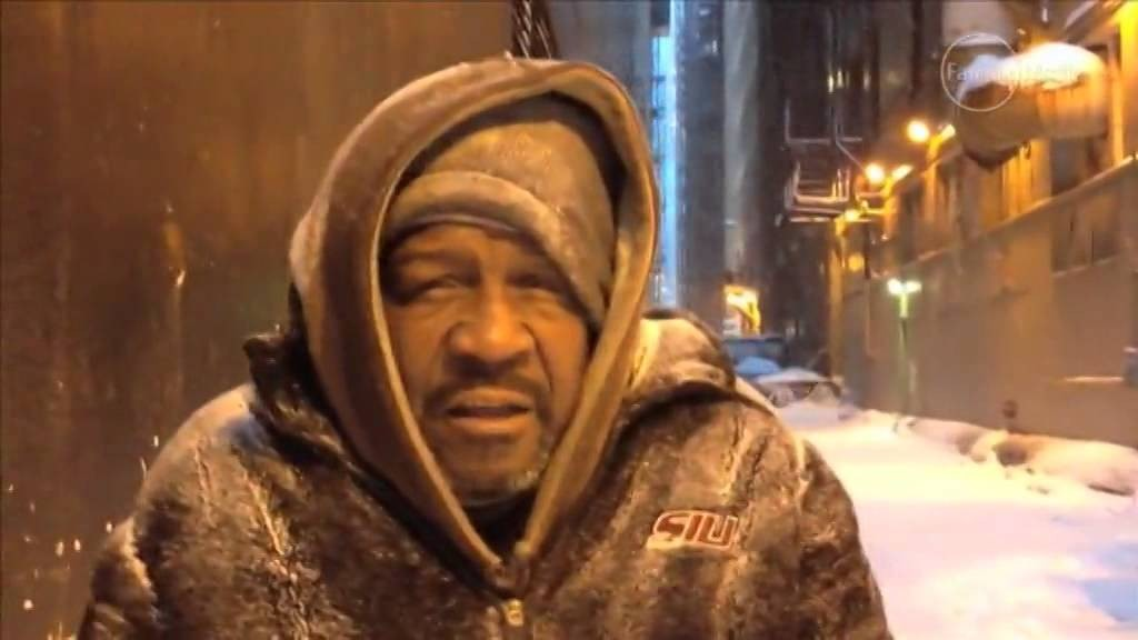 IF YOU ARE LOW-INCOME OR HOMELESS, THE POLAR VORTEX IS LIKE A FORM OF CAPITAL PUNISHMENT