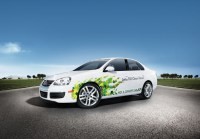 "2009 VW Jetta TDI clean diesel, ""Green Car of the Year"""