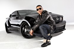 2011 Ford Mustang GT Customized for Rapper Nelly