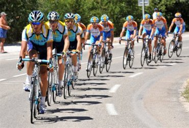 Nissan Sponsors Lance Armstrong Professional Cycling Team