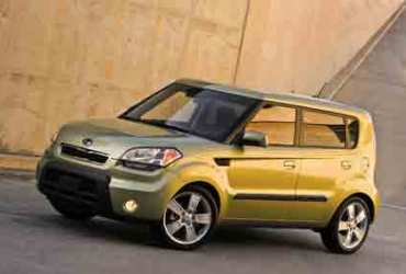 2010 Kia Soul Named A Best Car for Back to School