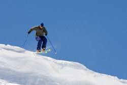 January is Learn to Ski or Snowboard Month