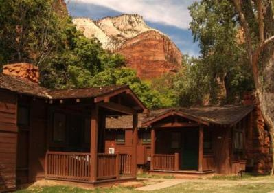 Zion Lodge Green Seal Certification