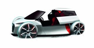 Audi Urban Concept, Audi E-Tron, Frankfurt Auto Show 2011