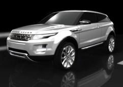 Land Rover Evoque, Land Rover Defender, Frankfurt Auto Show 2011