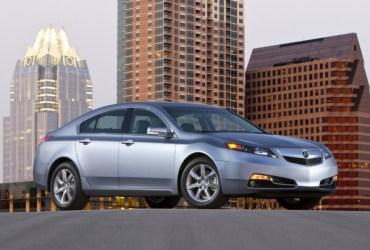 January 2012 Car of the Month: 2012 Acura TL sport sedan