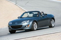 Best road trip convertible: 2012 Mazda MX-5 Miata