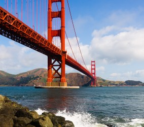 Golden Gate Bridge celebrates 75th Anniversary