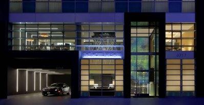 Best green hotels in USA: Wilshire in Los Angeles is LEED certified