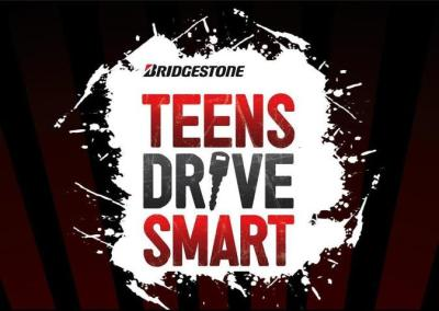 Bridgestone Teens Drive Smart logo