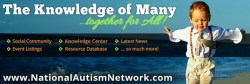 NATIONAL AUTISM NETWORK COVER