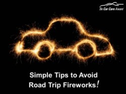 Tips to prevent road trip fireworks