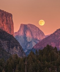 Yosemite park remains open to visitors