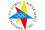 Squaw Valley Olympics 1960 logo