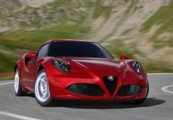 ecoxplorer Alfa Romeo 4C