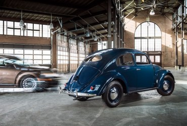 VW Beetle celebrates 65 years in USA