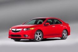 Acura tops list of luxury cars in USA