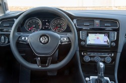 2015 VW Golf interior_ecoXplorer