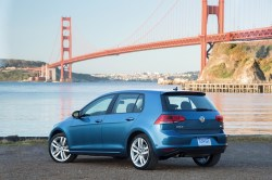 2015 VW Golf in San Fran_750p