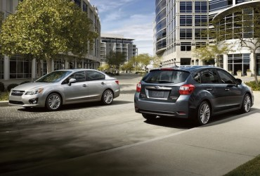 Best new cars under $20,000: 2014 Subaru Impreza