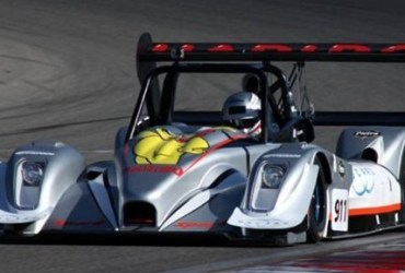 Honda Fit EV wins Pikes Peak race