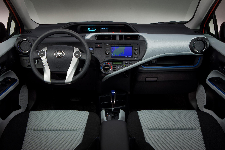 2015 Toyota Prius C Review
