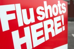 Ebola virus and flu shots