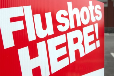 ebola and flu shots