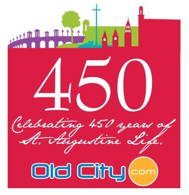 st. augustine 450th birthday