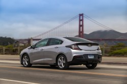 Chevrolet Volt is 2016 Green Car of the Year