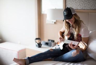 Hard Rock Hotels gives guests guitars