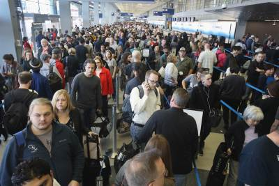 how to zip through airport security lines like a VIP