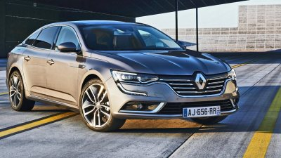 2016 Renault Talisman sedan