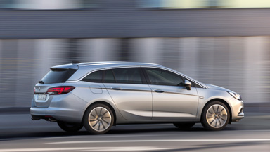 Opel Astra Sportwagon