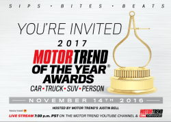 Motor Trend 2017 Car of the Year