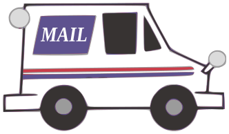 us mail truck clipart gallery ecoxplorer