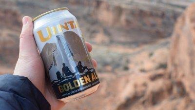 beers honoring national parks