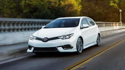Best 2017 card under $18,000 Toyota Corolla