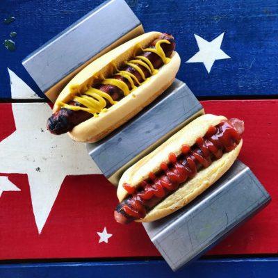 favorite hot dog toppings @ecoxplorer