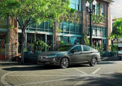 2017 Honda Clarity Electric