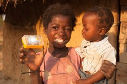 $5 Solar Device Powers Africa