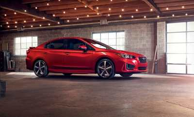 best family cars 2017 subaru impreza