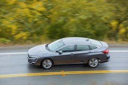 Test Drive: 2018 Honda Clarity Plug-In Hybrid