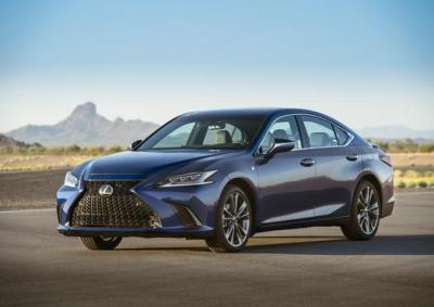 Amazon contest to win a 2019 Lexus