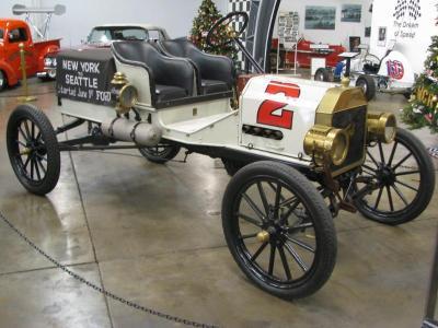 Cross Country trip in a Model T